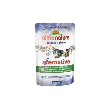 Almo Nature Almo Nature Alternative Adult Cat Pacific Tuna alternative® поло