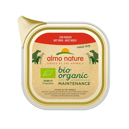 Almo Nature Almo Nature Daily Menu Adult Dog Bio Pate Beef все цены