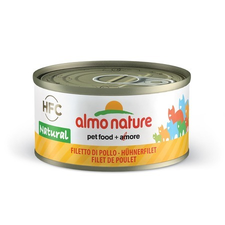 цена на Almo Nature Almo Nature Legend Adult Cat Chicken Fillet