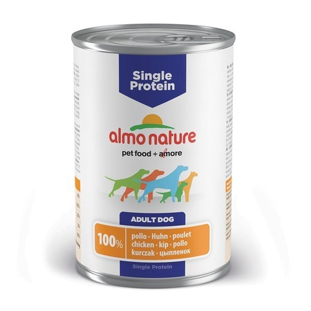 Almo Nature Almo Nature Single Protein Adult Dog Chicken все цены