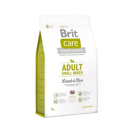 цена на Brit Brit Care Adult Small Breed Lamb & Rice