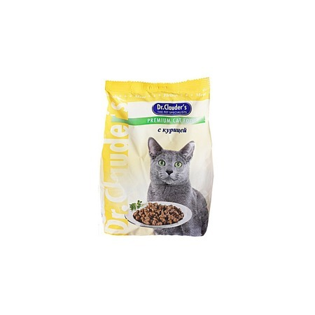 Dr.Clauder's Premium Cat Food Chicken Основное Превью