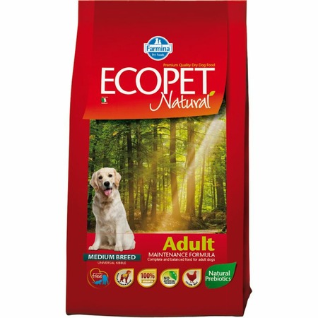 цена Farmina Farmina Ecopet Natural Adult - 2,5 кг