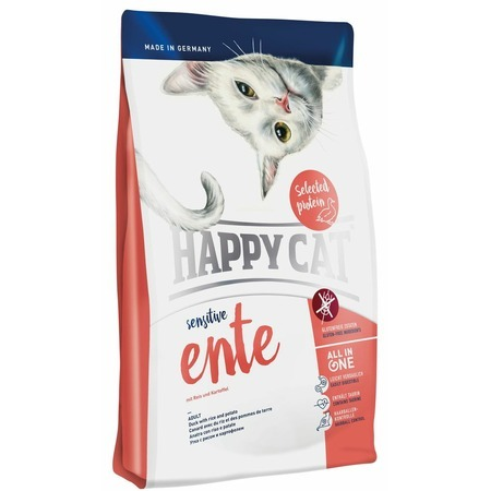 Happy Cat Сухой корм Happy Cat La Cuisine для кошек с уткой happy cat сухой корм happy cat la cuisine для кошек с уткой
