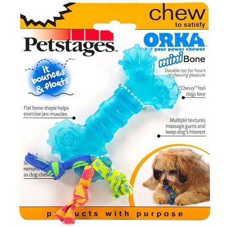 цена на Petstages PETSTAGES игрушка для собак Mini \ОРКА косточка\
