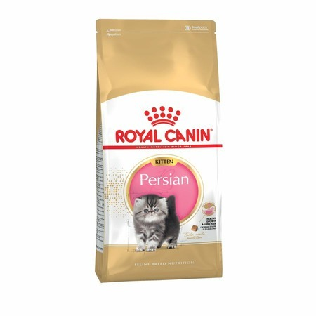 Сухой корм Royal Canin Kitten Persian для котят персидской породы