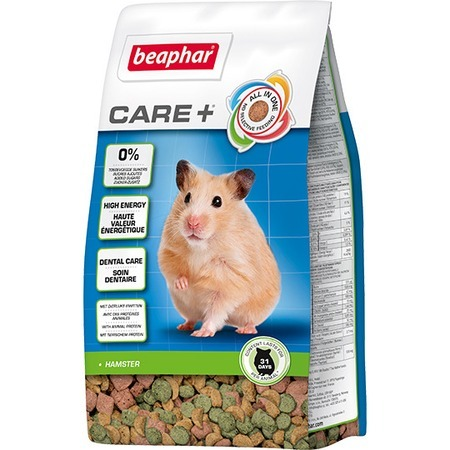 Корм Beaphar Care + для хомяков - 0,25 кг