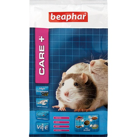 Корм Beaphar Care + для крыс - 0,25 кг