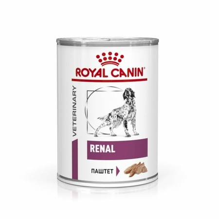 Royal Canin Royal Canin Renal Canine - 410 гр х 12 шт. стоимость