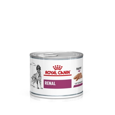 Royal Canin Royal Canin Renal Canine полотенцесушитель shelf 1 3 4 1 2 60 50