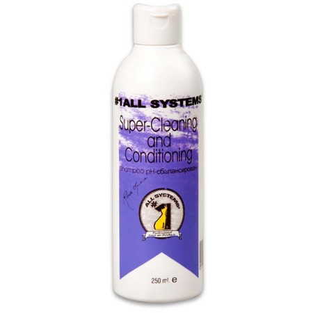 1 All Systems 1 All Systems Super Cleaning&Conditioning Shampoo шампунь суперочищающий 250 мл 1 all systems 1 all systems lightening шампунь осветляющий 500 мл