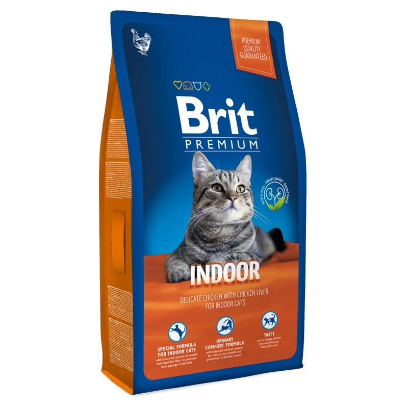 цена на Brit Brit Premium Cat Indoor