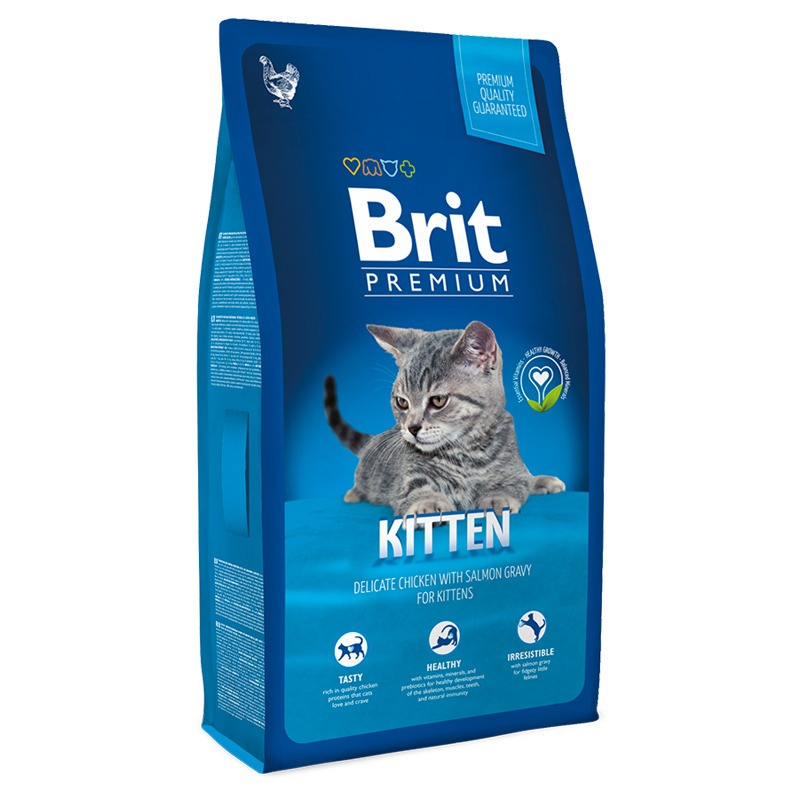 цена на Brit Brit Premium Cat Kitten - 1,5 кг