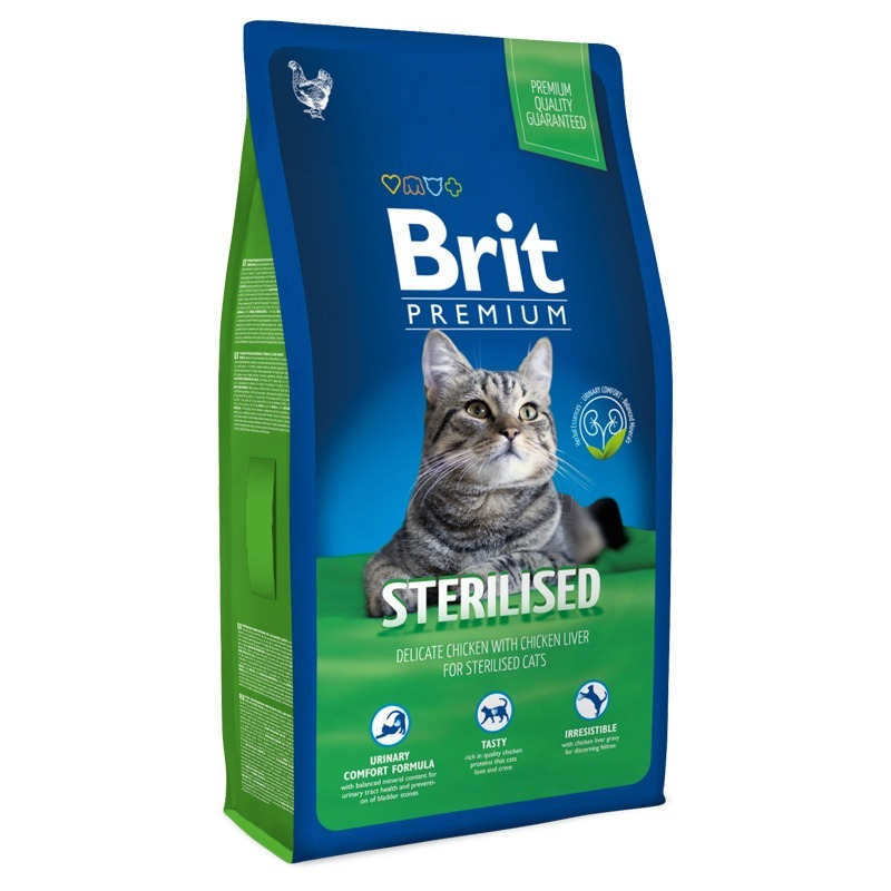 цена на Brit Brit Premium Cat Sterilised