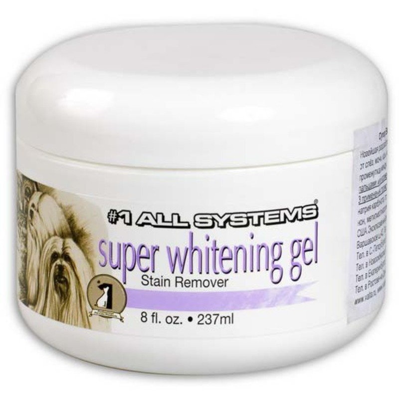 1 ALL SYSTEMS 1 All Systems Super Whitening Gel гель отбеливающий - 237 мл