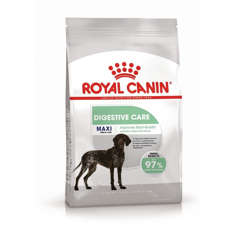 Royal Canin Royal Canin Maxi Digestive Care - 3 кг dog food royal canin maxi digestive care 15 kg